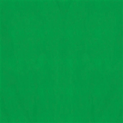 Green Solid Tissue - 8/piece | Party Supplies