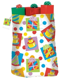 Polka Dot Party Giant Gift Sacks | Party Supplies
