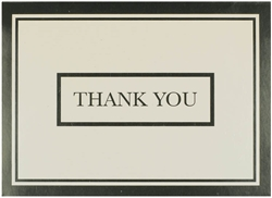 Simply Stated Thank You Cards | Party Supplies