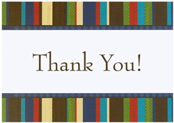 Tailored Value Pack Thank You Cards | Party Supplies