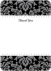 Special Day Fill-In Thank You Card | Party Supplies