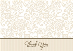 Gold Wedding Traditions Thank You Cards | Party Supplies