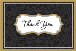 Elegance Thank You Cards | Party Supplies