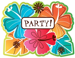 Hot Fun In The Summer Invitations | Party Supplies