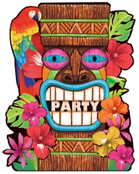 Tiki Summer Invitations | Party Supplies
