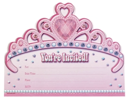 Princess for a Day Invitation | Party Supplies