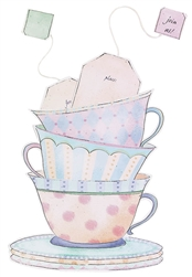 Tea Time Specialty Invitation | Party Supplies