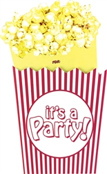 Movie Night Specialty Theme Party Invitation | Party Supplies