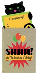 It's A Surprise Novelty Invitation | Party Supplies