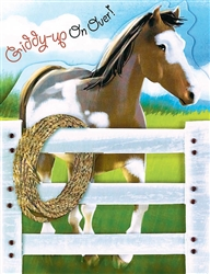 Giddy Up Novelty Invitations | Party Supplies