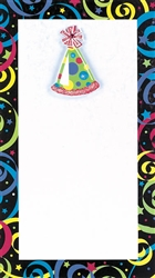 Birthday Hat Imprintable Invitation | Party Supplies