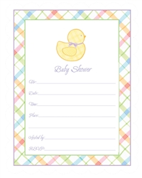 Baby Shower Multi Value Pack Invitation | Party Supplies
