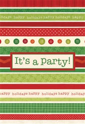 Festive Occasion Postcard | Party Supplies