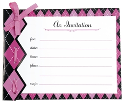 In Style Large Novelty Fillable Invitation | Party Supplies
