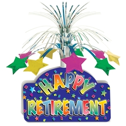 Retirement Party Decorations for Sale