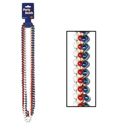 Patriotic Beads for Sale