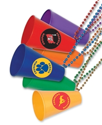 Custom Imprinted Megaphone Beads
