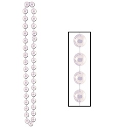 White Beads for Sale