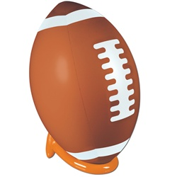 Inflatable Football & Tee Set | Football Party Decorations
