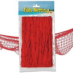 Red Fish Netting