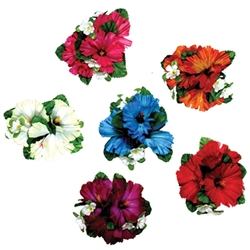 Large Hibiscus Flower Accessories