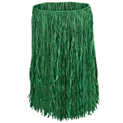 Extra Large Raffia Hula Skirt | Party Supplies