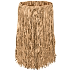 King Size Raffia Hula Skirt | Party Supplies