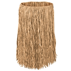 Child Raffia Hula Skirt