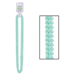 Mint Green Baby Shower Beads