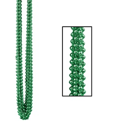 Green Beads for Sale