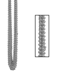 Silver Bulk Party Beads