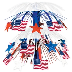 Patriotic 4th of July Table Decorations for Sale