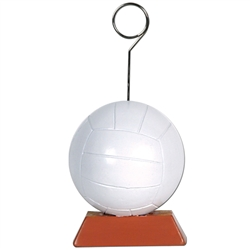 Volleyball Photo/Balloon Holder