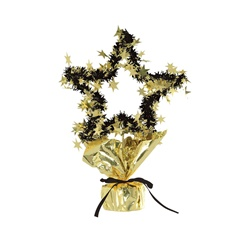 Gold Star Gleam 'N Shape Centerpiece