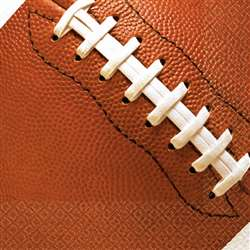 Football Fan Beverage Napkins | Party Supplies