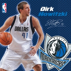 Dirk Nowitzki Luncheon Napkins | Party Supplies