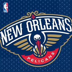 New Orleans Pelicans Luncheon Napkins | Party Supplies