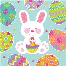 Easter Enchantment Luncheon Napkins | Party Supplies