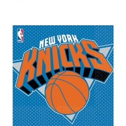 New York Knicks Luncheon Napkins | Party Supplies
