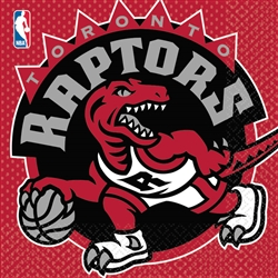 Toronto Raptors Luncheon Napkins | Party Supplies