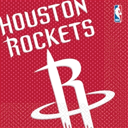 Houston Rockets Luncheon Napkins | Party Supplies