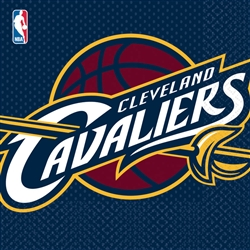 Cleveland Cavaliers Luncheon Napkins | Party Supplies