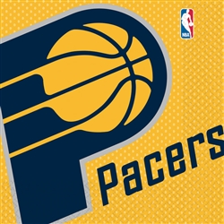 Indiana Pacers Luncheon Napkins | Party Supplies