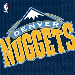 Denver Nuggets Luncheon Napkins | Party Supplies