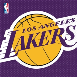 LA Lakers Luncheon Napkins | Party Supplies