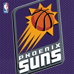 Phoenix Suns Luncheon Napkins | Party Supplies