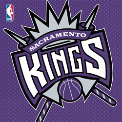 Sacramento Kings Luncheon Napkins | Party Supplies