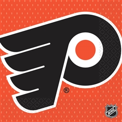 Philadelphia Flyers Luncheon Napkins | Party Supplies