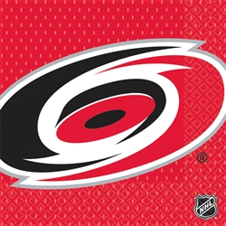 Carolina Hurricanes Luncheon Napkins | Party Supplies