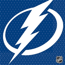 Tampa Bay Lightning Luncheon Napkins | Party Supplies